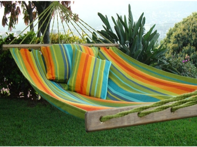 Beautiful Canvas Hammock